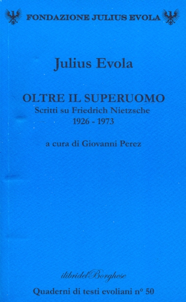 evola superuomo